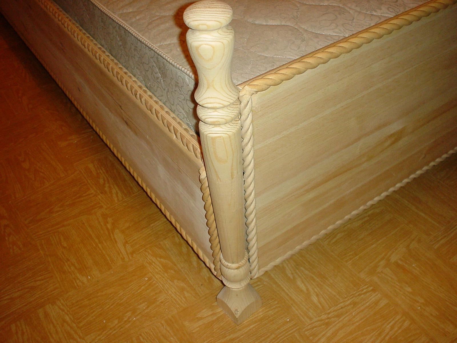 Балясины деревянные как сделать